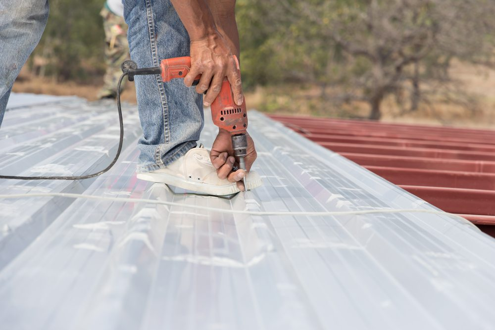 Metal roofing by collin's